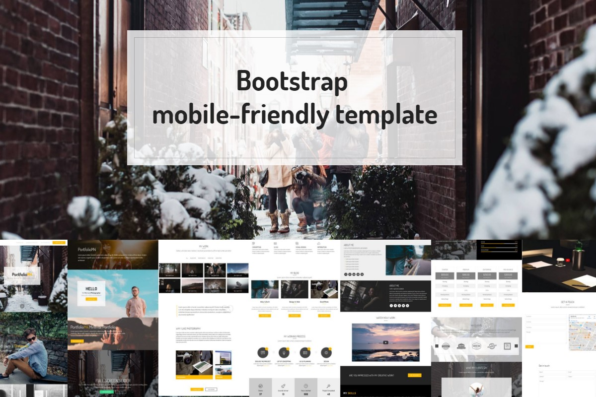 Top 53 Brilliant Responsive Themes Collection